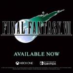 Final Fantasy VII llega a Xbox One y Switch