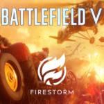 Firestorm llega a Battlefield V