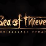 Sea of Thieves se actualiza de cara a su segundo año