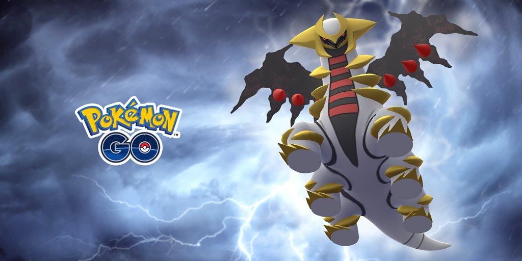 Mejores ataques para vencer a Giratina en Pokémon Go