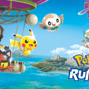 Pokemon Rumble Rush ya disponible en Android