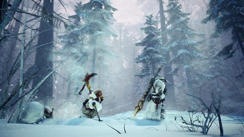 """Beta de """"Monster Hunter World: Iceborne"""""""