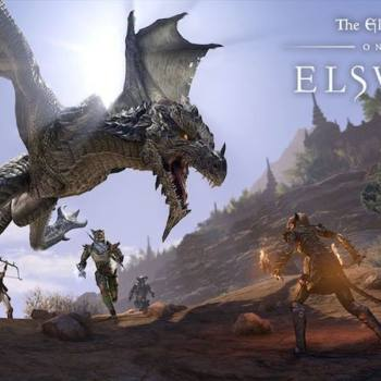Llegan los dragones a The Elder Scrolls Online