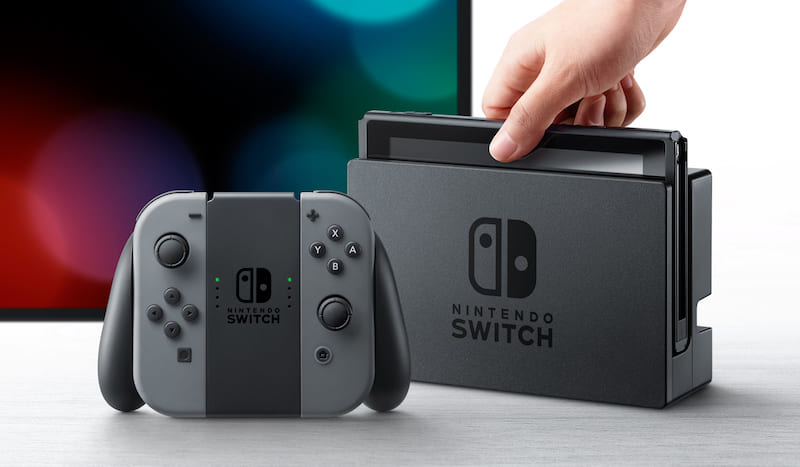Android en una Nintendo Switch