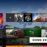Llega la nueva interfaz para usuario de Xbox One