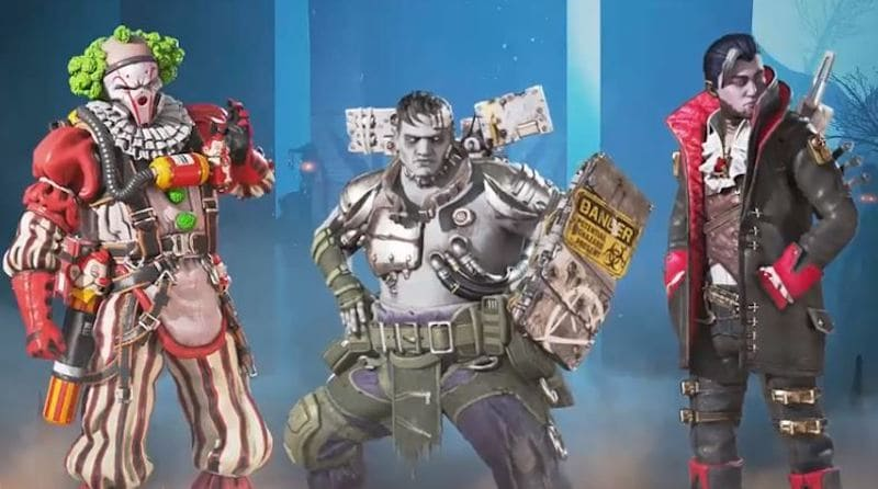 """Apex Legends: Fight or Fright"" trae Halloween al título"