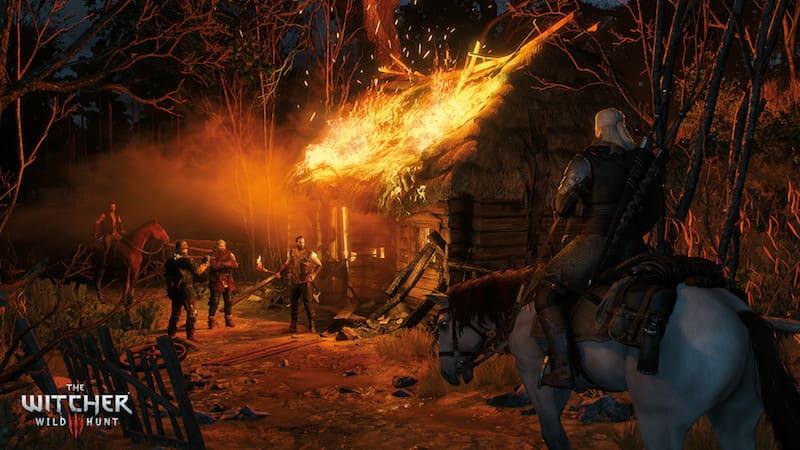 """""""The Witcher 3"""" llega a Switch con un buen recorte"""