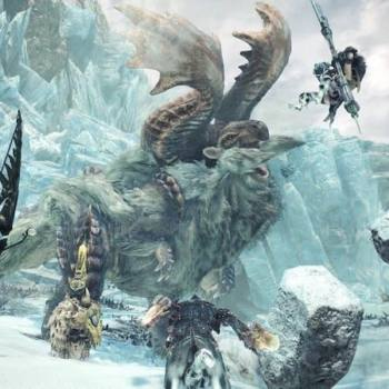 """Monster Hunter World: Iceborne"" triunfa en Steam"