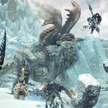 """""""Monster Hunter World: Iceborne"""" triunfa en Steam"""