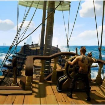 "Guía paso a paso para empezar en ""Sea of Thieves"""