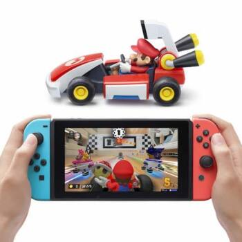 """Mario Kart Live: Home Circuit"" is here to invade your living room"