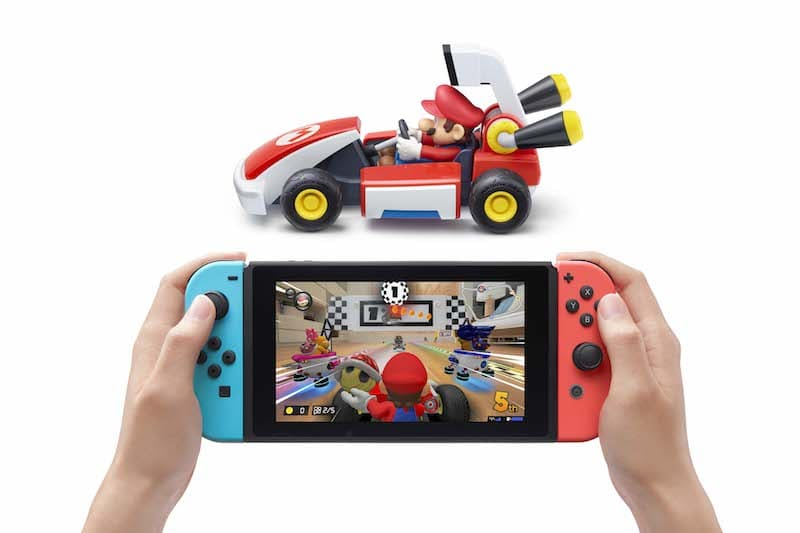 """""""Mario Kart Live: Home Circuit"""" is here to invade your living room"""