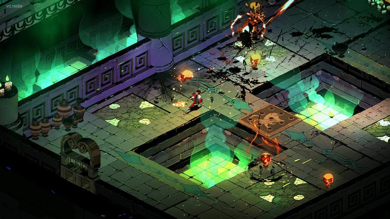 Captura de un juego de switch