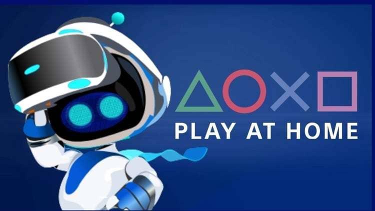 """Juegos gratis para los usuarios de Playstation con """"Play at Home"""""""